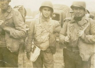 8th Infantry-army-Somewhere in france