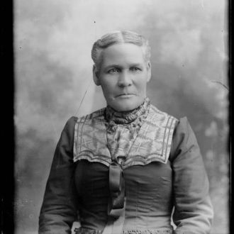A photo of Agnes Ada Robertson