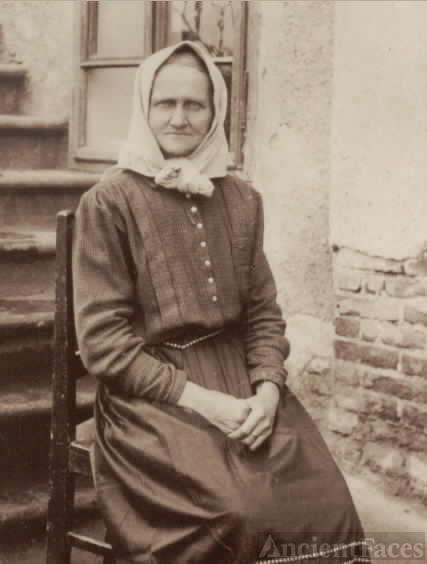 Great Grandma Prohaska