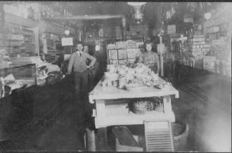 A photo of Unknown  Woman Clerk