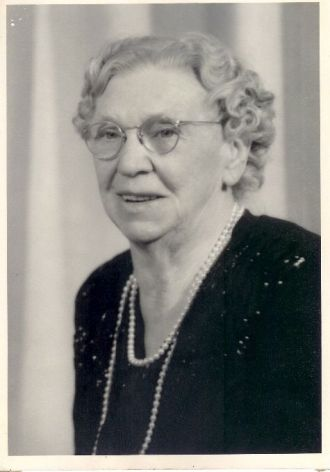 A photo of Sallie T Hickman