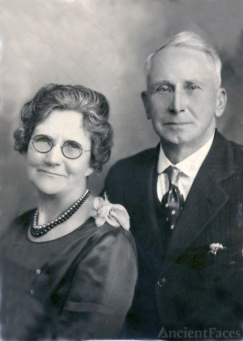 Jennie (Guthrie) Ainsworth and Charles Brooks