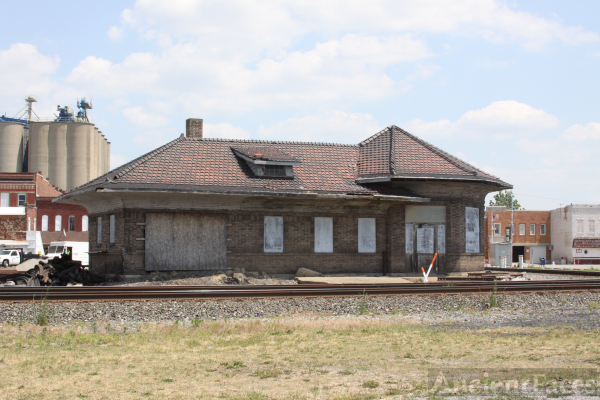 Deshler Train Depot, Ohio
