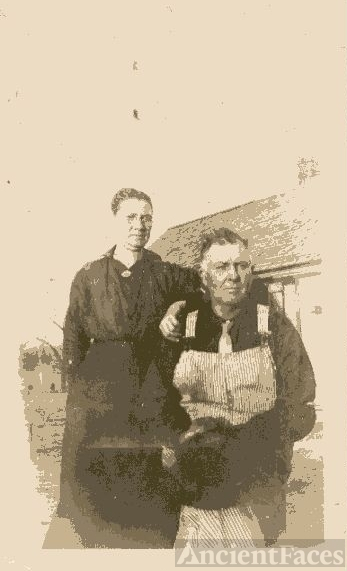 Thomas Duncan and wife Louise Norfleet