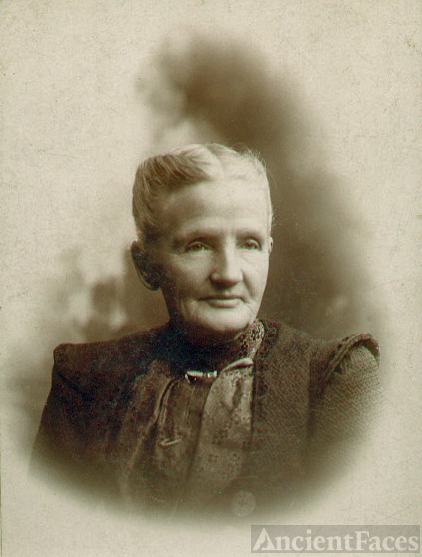 Unknown woman - Portage, Wisconsin