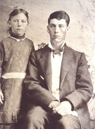 "MARY ELISA ""MOLLY"" and CHARLES MARSHALL DOLLINS"