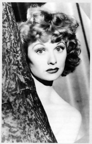 A photo of Lucille Désirée Ball