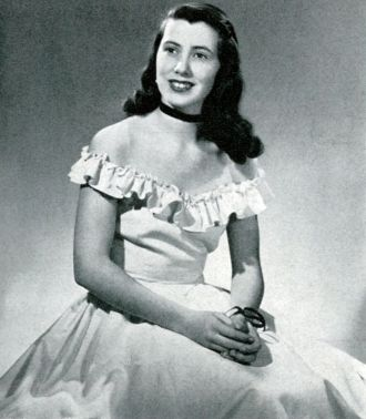 A photo of Peggy Schaper