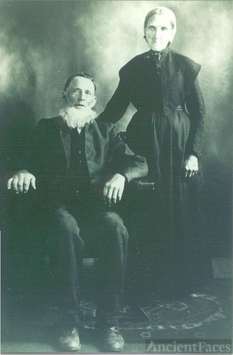 Pete and Mary Aldridge
