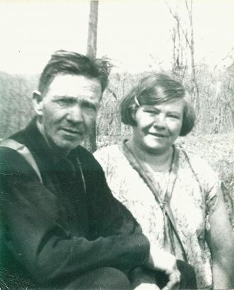 Clyde and Ann Margaret Christopher PROPST