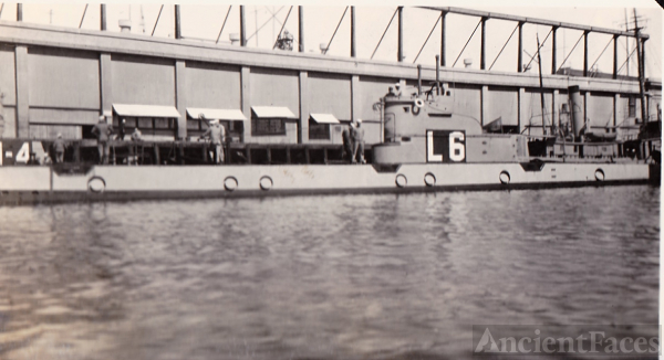 L6 Navy Submarine