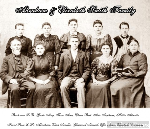 Abraham & Elizabeth Smith Family