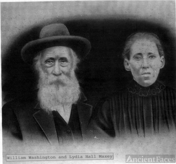 William W. & Lydia (Conner) Maxey