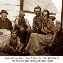 Holtz Family, Iowa 1916