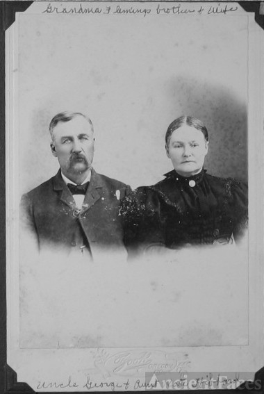 George & Kate Hibbard