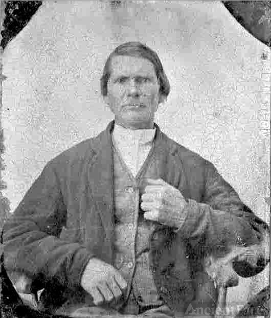 Williams, Stewart, or Smith Man, Arkansas