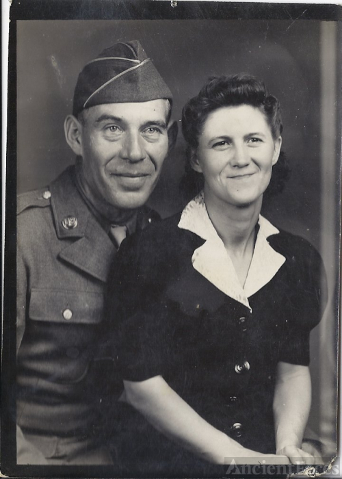 William and Mildred (North) Coy