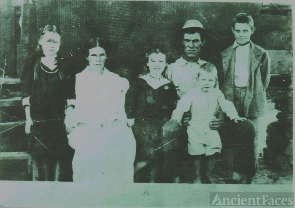Sherman Lane & Family