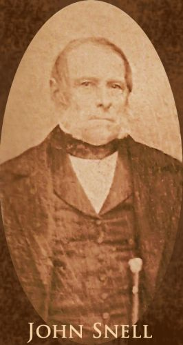 A photo of John Snell