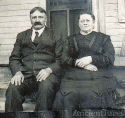 Jacob & Elizabeth Wittmeyer Enser