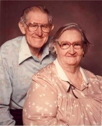 Fred and Evelyn Chaffee