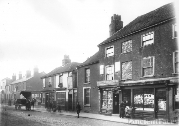 1902 North side of Oxford Road