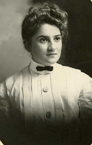 A photo of Sallie Camp