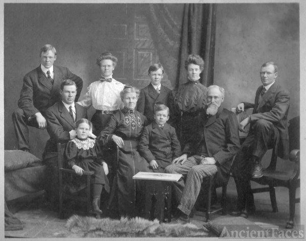 William Allen Erwin Family