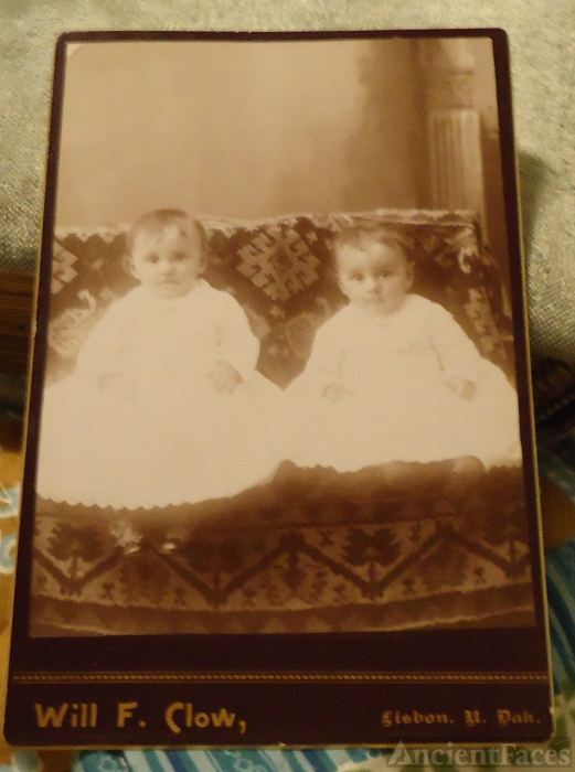 Two Unknown children