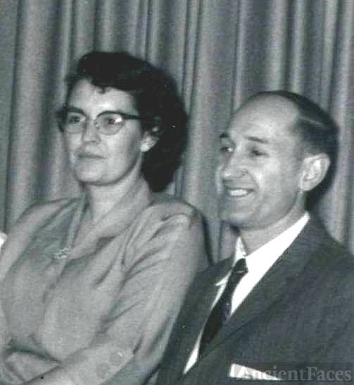 Marie Lindsey Perman and Milton Perman