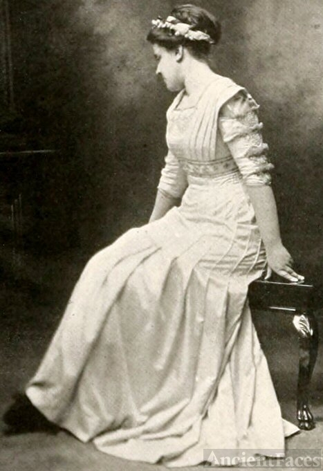 Editha O. Parsons, West Virginia, 1910