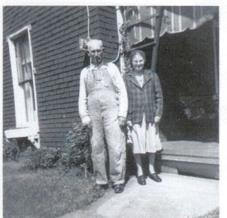 George and Cora Wainscott