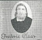 A photo of Frederick K Claar