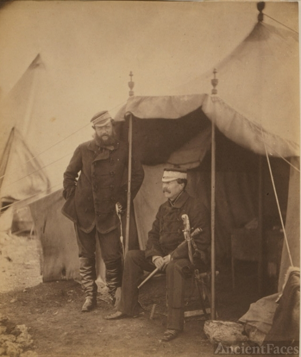 Sir John Campbell, 1st Baronet - Crimean War