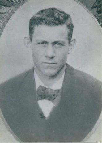 A photo of James Monroe  Barker