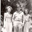 "James William ""Bill"" Denton and Sisters 1940's"