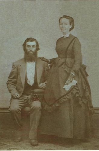 Joseph Scott McCulley & Jane Frances Cox