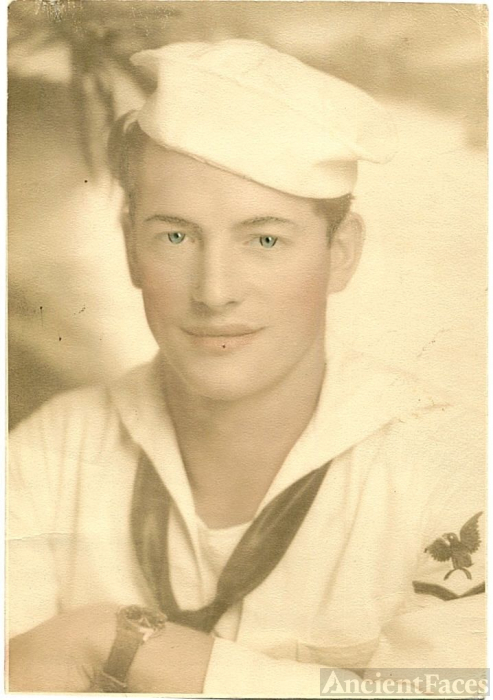 George C Dawson, US Navy