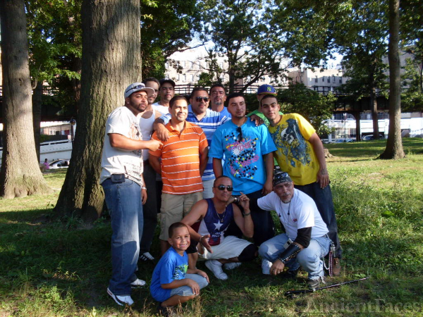 Reunion at Moshulu Park Bx