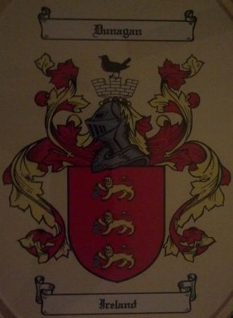 Dunagan (Coat of Arms)