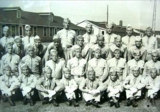 A photo of 2nd Row; Chuck Driscoll