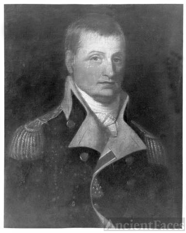 US General Thomas Overton