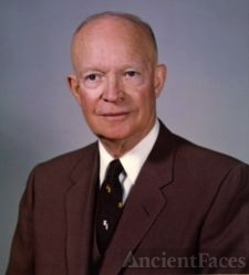 Dwight D. Eisenhower - 34th President of the USA