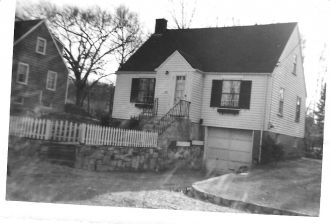 Home in South Weymouth Mass 1930's