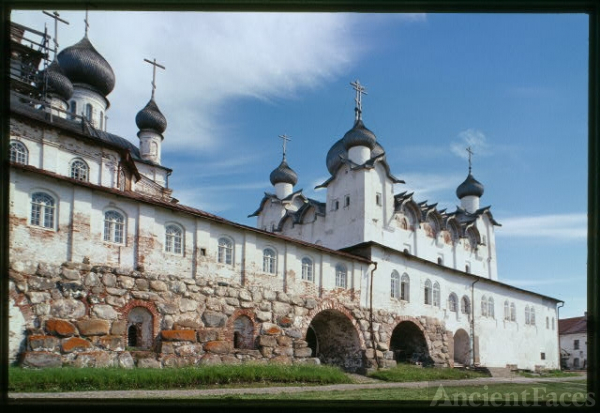 Monastery, Cathedral of the Transfiguration of the Savior...