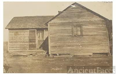 Cherokee Strip Oklahoma homestead