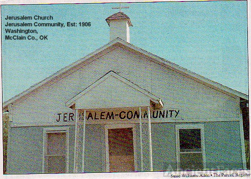 100 Years: Jerusalem Community Church *