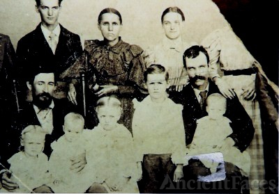 James Alexander Campbell family