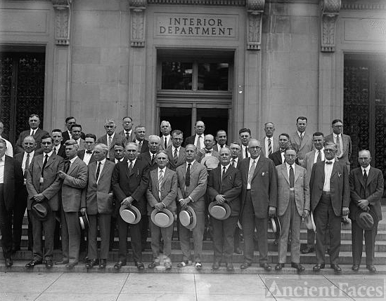 State directors & division chiefs of prohibition, 8/18/25