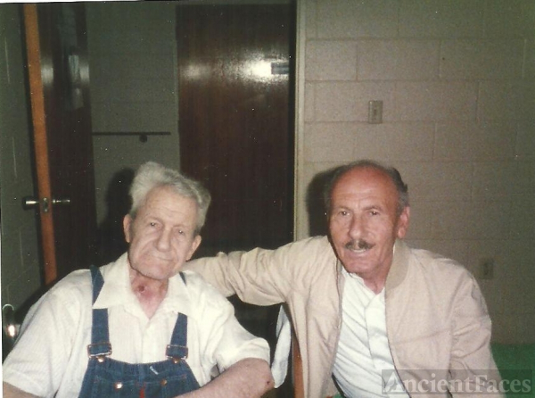 Alton & Paul Pippin, Tennessee 1986